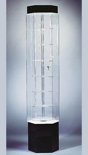 Plexiglass βιτρίνα