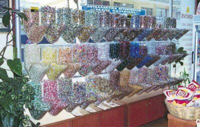 Μπότες ζαχαρωτών & ξηρών καρπών