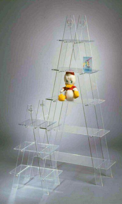 Ράφιερα plexiglass