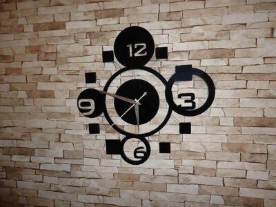 Ρολόι plexiglass