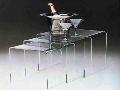 Τραπέζια plexiglass