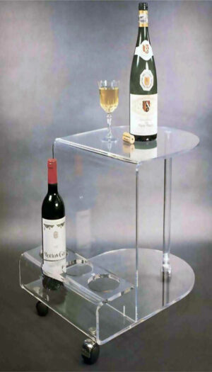 Τραπέζι με ρόδες