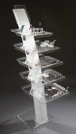 Plexiglass - Stand καλλυντικών 252