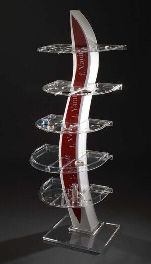 Plexiglass - Stand καλλυντικών 253