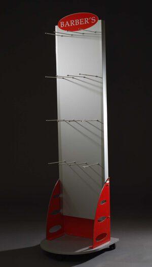 Plexiglass - Stand καλλυντικών 258