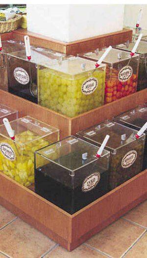 Κουτιά για γλυκά