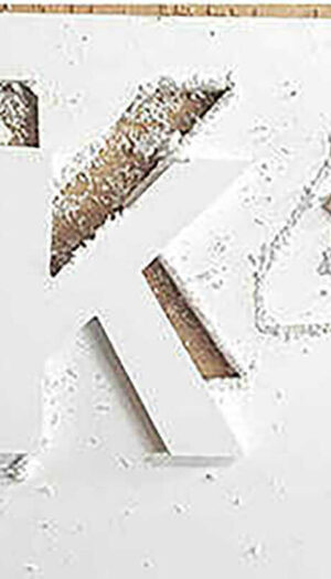 Γράμματα PVC