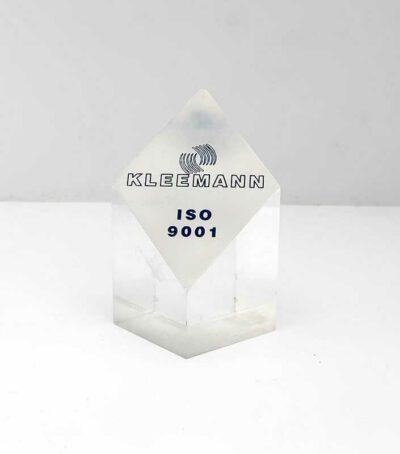 Plexiglass πιστοποίηση ISO